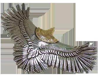 アリゾナフリーダム 頭金大イーグル 画像