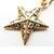 ガルニ K10 ネックレス ダイヤ 0.30ct スター ペンダント 画像