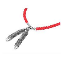 ガルニ Eagle Feather Choker イーグル フェザー チョーカー ネックレス 画像